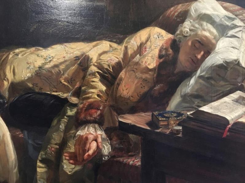 Vizille : Exposition Heurs et malheurs de Louis XVII Captur78