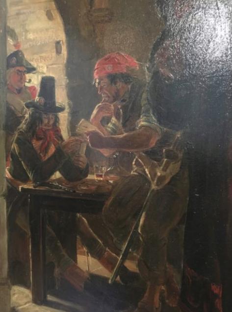 Vizille : Exposition Heurs et malheurs de Louis XVII Captur79