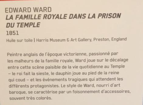 Vizille : Exposition Heurs et malheurs de Louis XVII Captur81