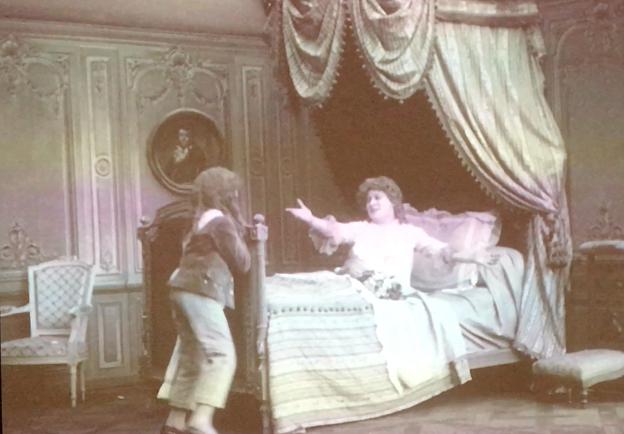 Vizille : Exposition Heurs et malheurs de Louis XVII Captur89