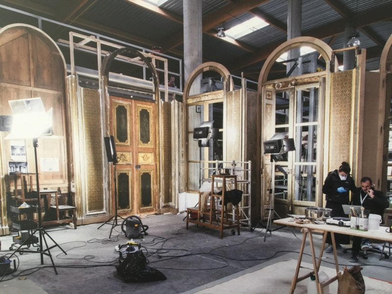 Expo. Archives nat. Les décors de la Chancellerie d'Orléans - Page 2 Img_0414