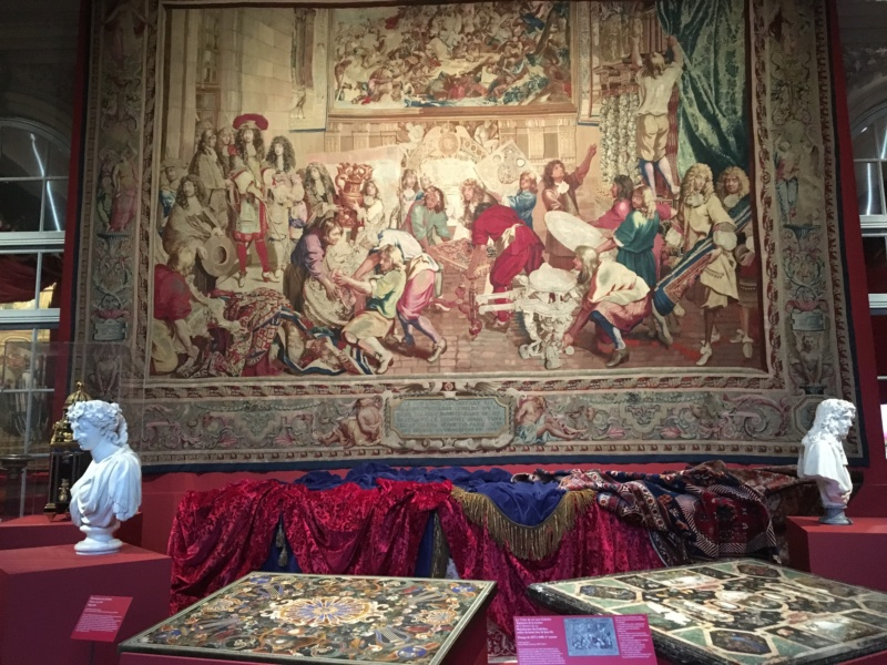 Exposition Créer pour Louis XIV, Galerie des Gobelins - Page 2 Img_0613