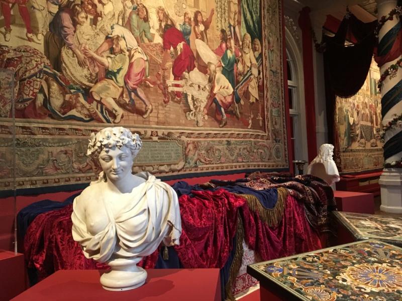 Exposition Créer pour Louis XIV, Galerie des Gobelins - Page 2 Img_0614