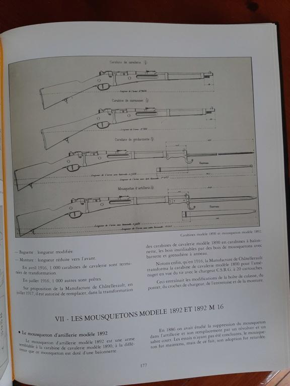 Référence Berthier m16. 20200219