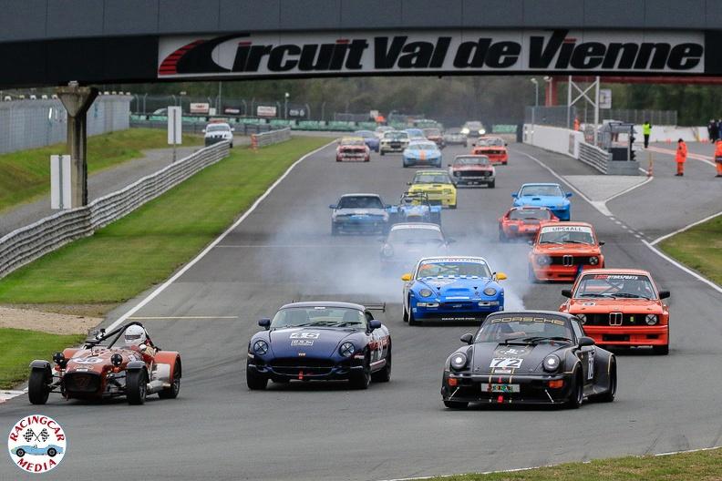Historic Tour Saloon Car 2020 Val de Vienne Histor13