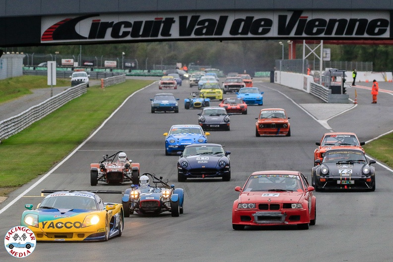 Historic Tour Saloon Car 2020 Val de Vienne Histor14