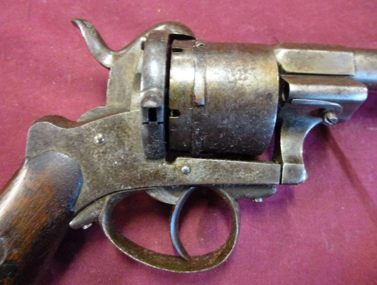 Pistolet et revolver (Identificationet estimation) 311