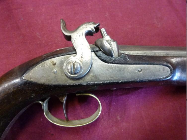 Pistolet et revolver (Identificationet estimation) 411