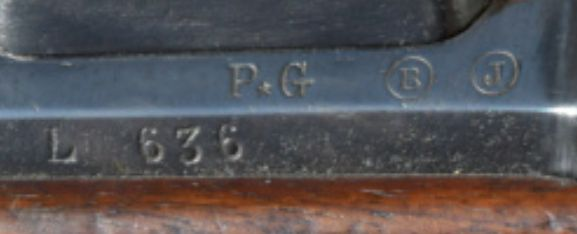 Chassepot 866-74 et Gras 1874 Chasse10