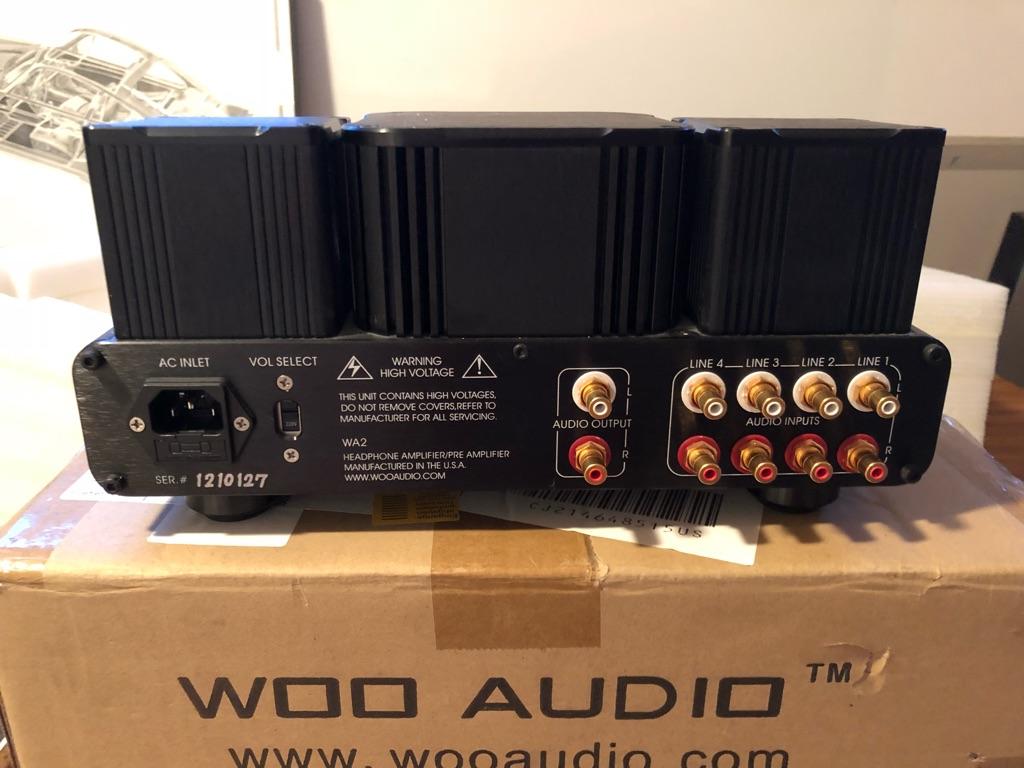 [kr] vendo Woo Audio Wa2 ampli cuffie  C515b610