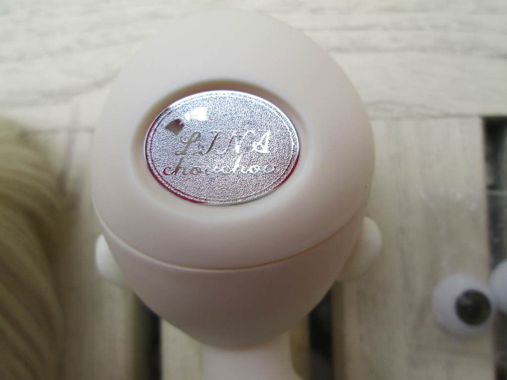 Lina Chouchou «Sleeping Rosy Limited Edition»baisse de prix! Img_0916