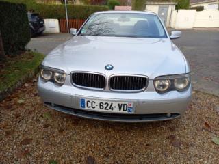A Vendre BMW 735I de 2002 20201211