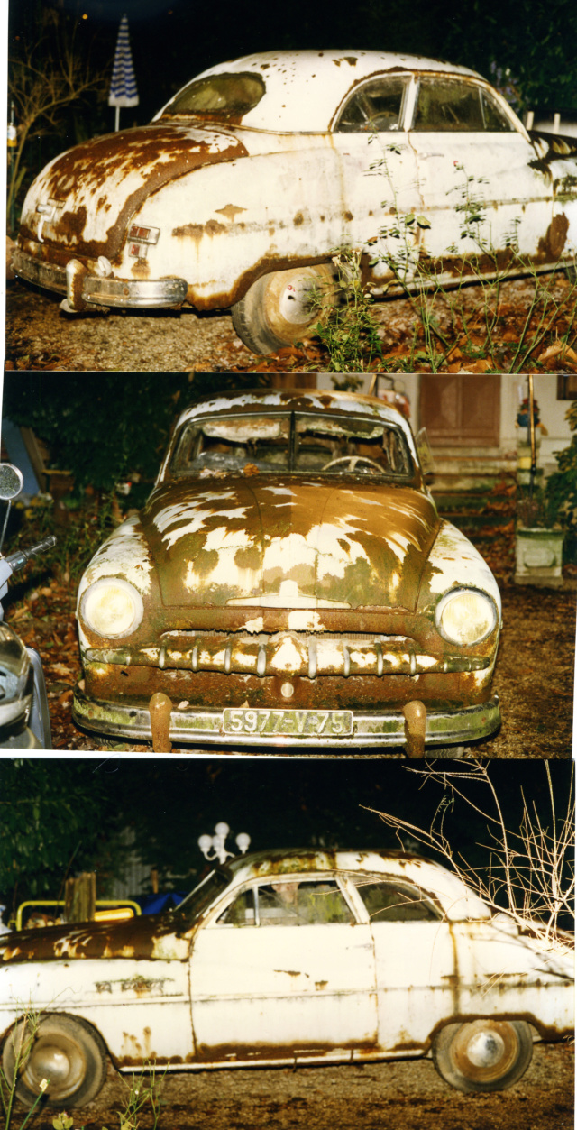 Restauration de la 4CV 1950 - Page 3 Img04010