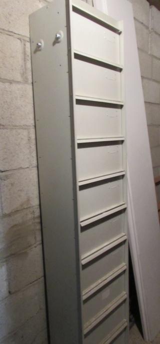 CASIERS métalliques  VINTAGE à CLAPET Img_8610