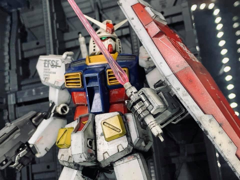 MG Gundam RX-78-2 Ver.Ka 0013