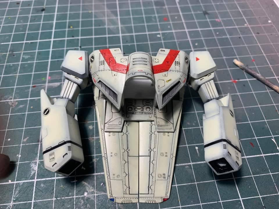 Macross VF-1J Battroid 01111