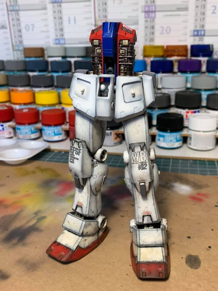 MG Gundam RX-78-2 Ver.Ka 0149