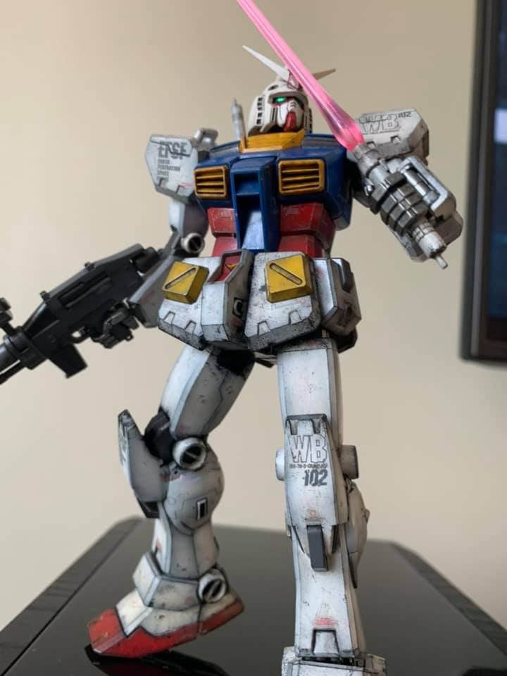 MG Gundam RX-78-2 Ver.Ka 0150