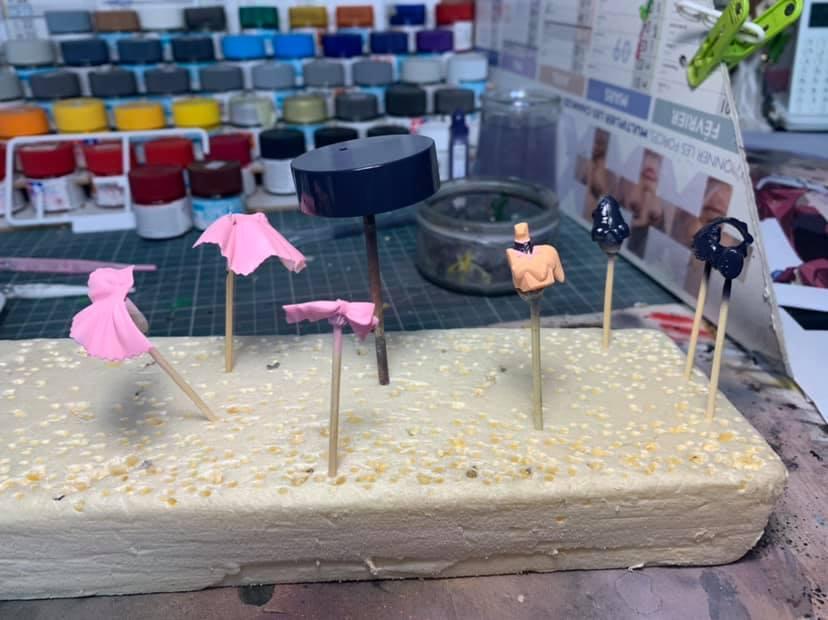 Figurine Macross : Sheryl Nome & Ranka Lee 0164
