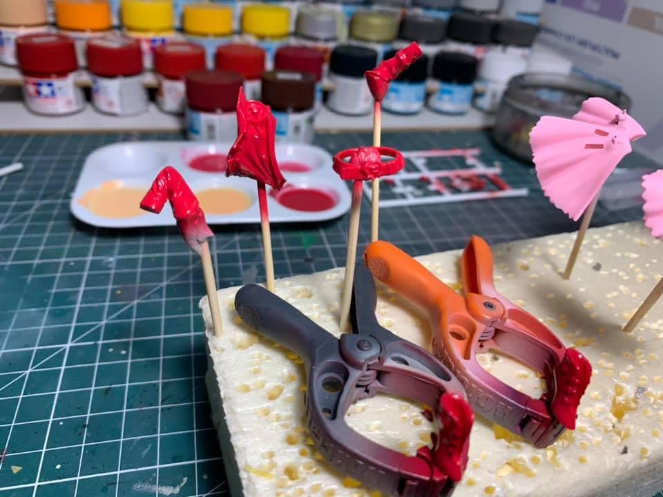Figurine Macross : Sheryl Nome & Ranka Lee 0165