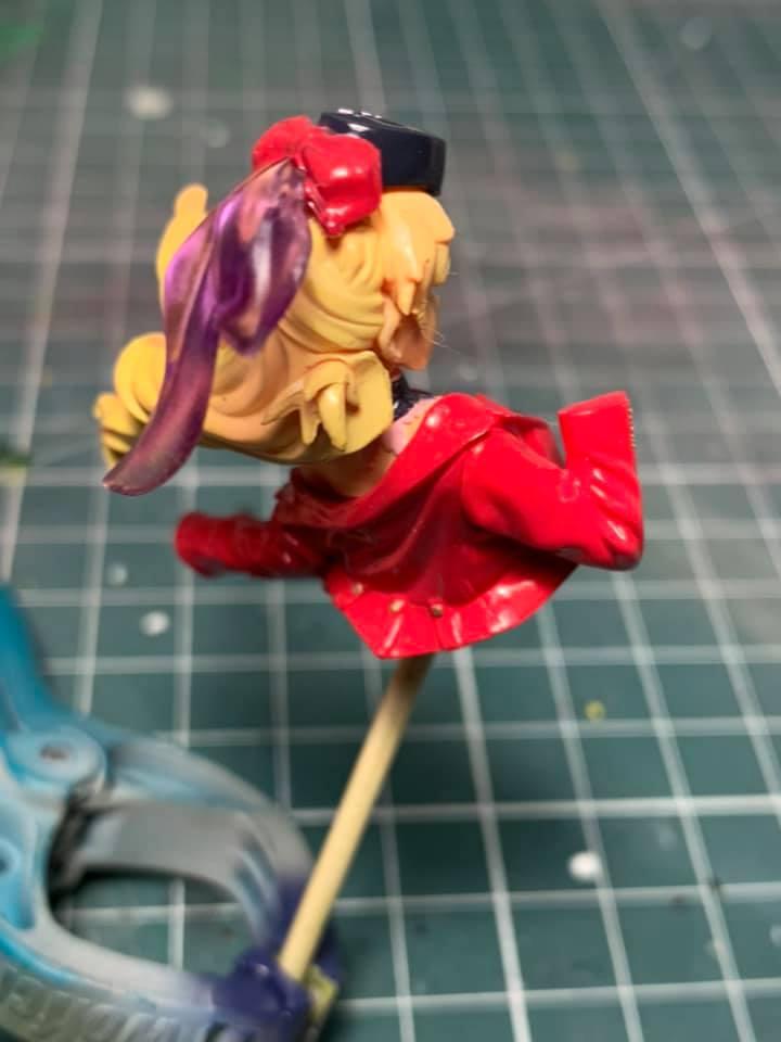 Figurine Macross : Sheryl Nome & Ranka Lee 0261