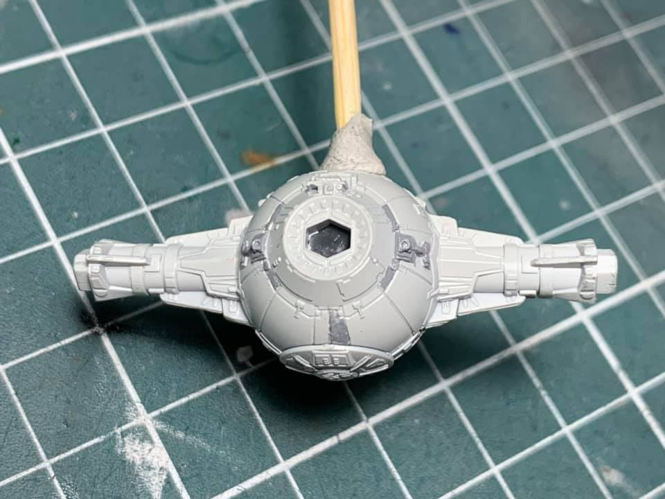TIE fighter et TIE interceptor 0346