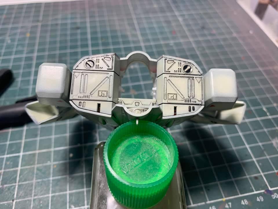 Macross VF-1J Battroid 0391