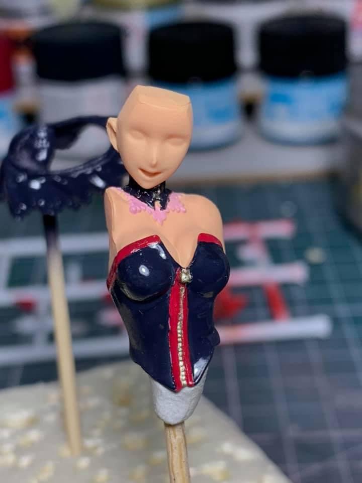 Figurine Macross : Sheryl Nome & Ranka Lee 0451