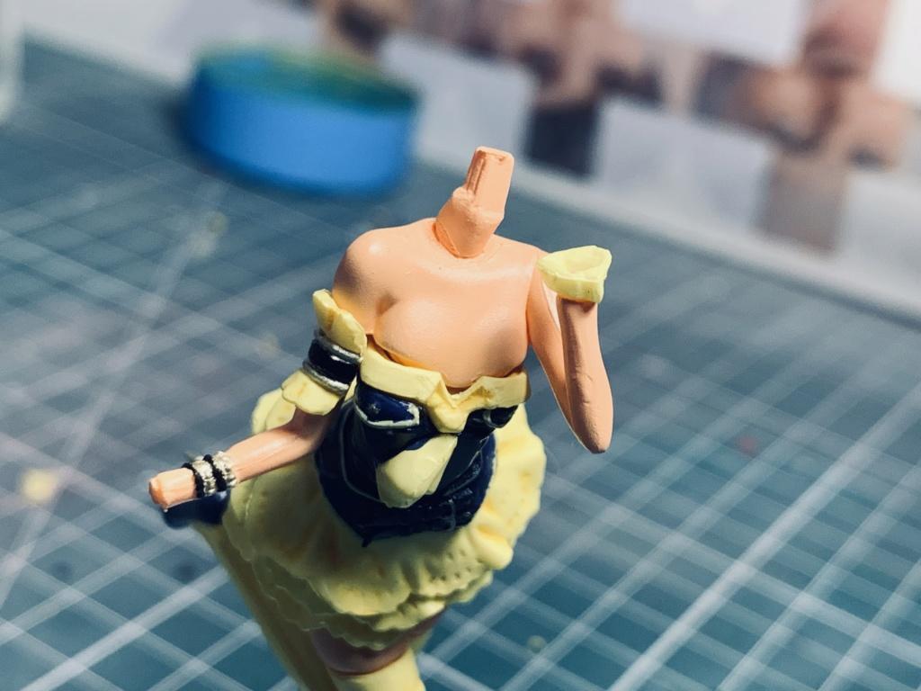 Figurine Macross : Sheryl Nome & Ranka Lee 046e0510