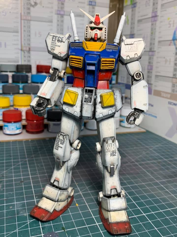 MG Gundam RX-78-2 Ver.Ka 0532