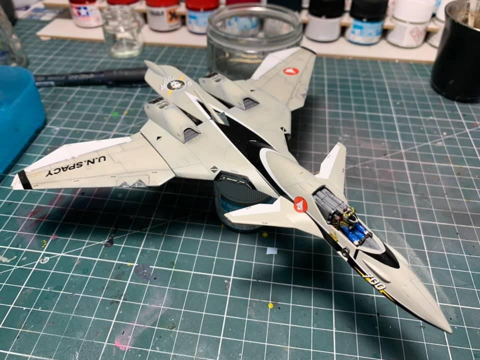 Macross 7 VE-11 Thunderseeker - Page 2 0549
