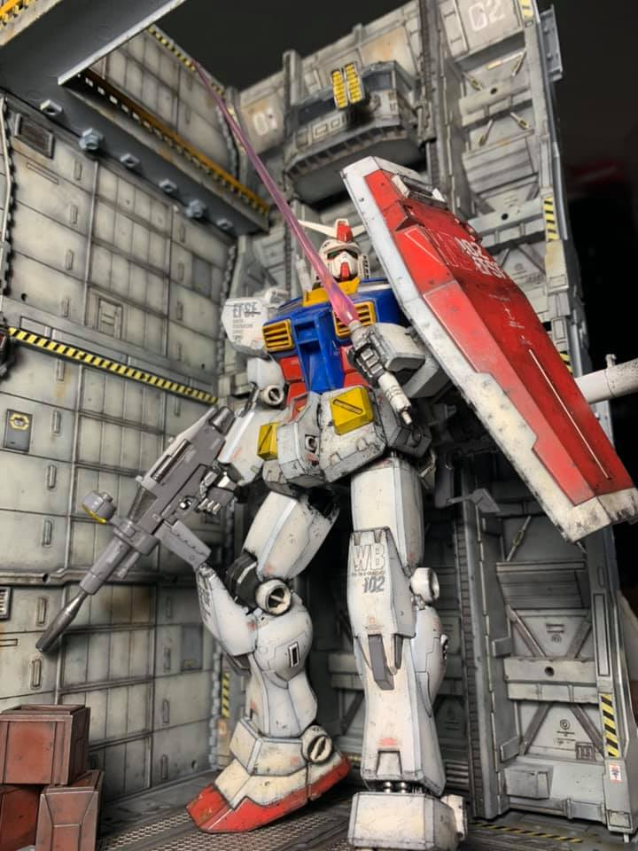 Gundam RX-78-2 Ver.KA 0731