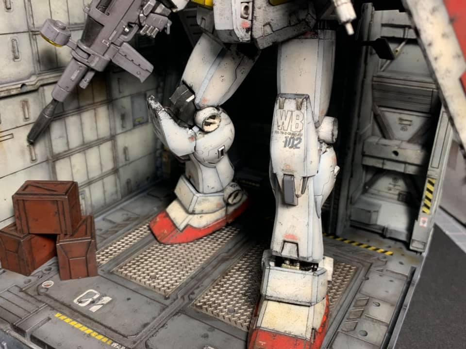 Gundam RX-78-2 Ver.KA 0825