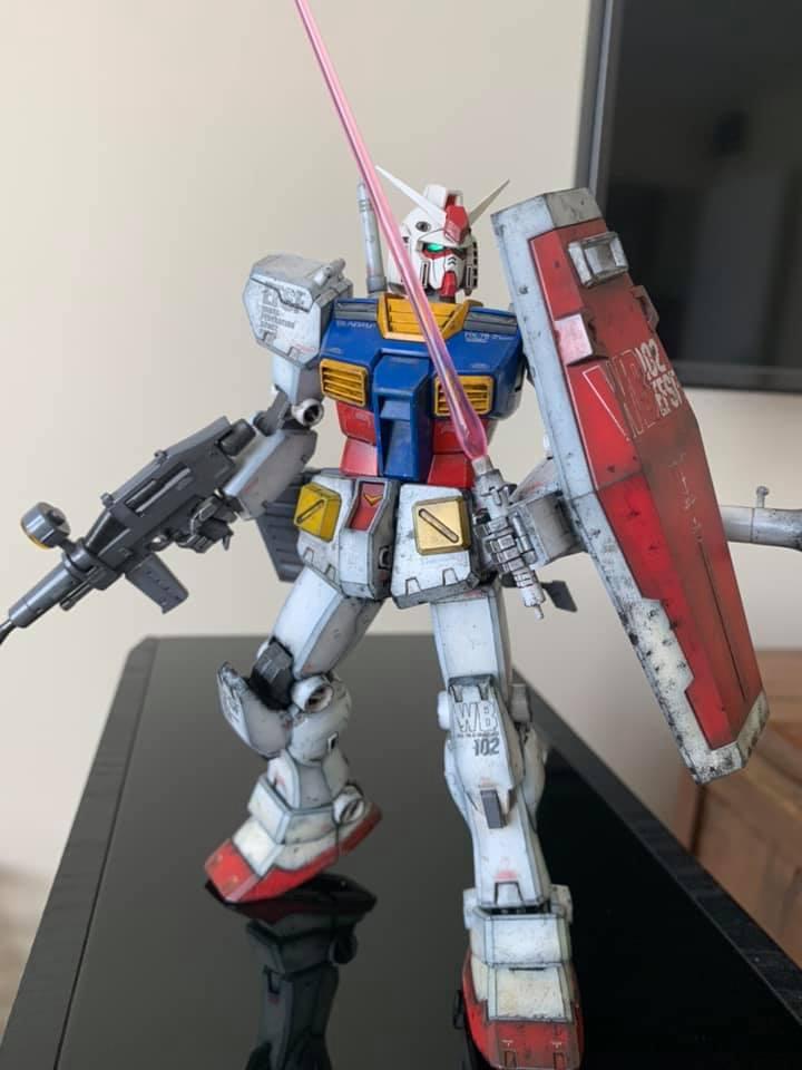Gundam RX-78-2 Ver.KA 1018