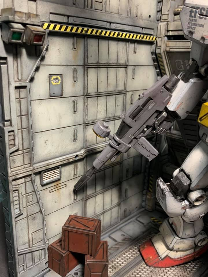 Gundam RX-78-2 Ver.KA 1021