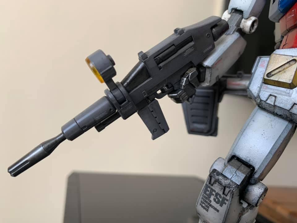Gundam RX-78-2 Ver.KA 1215