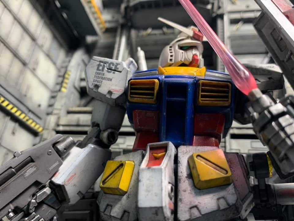 Gundam RX-78-2 Ver.KA 1217