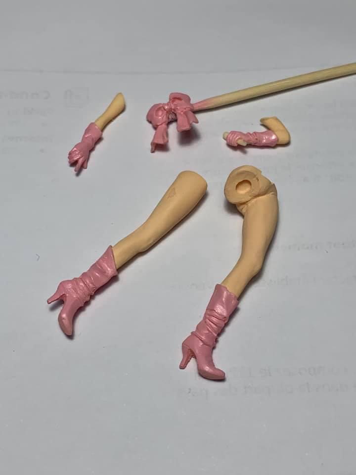 Figurine Macross Lynn Minmay 1226