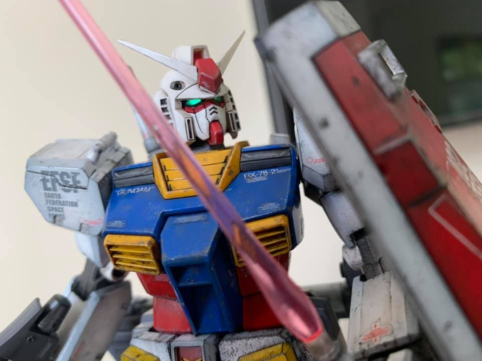 Gundam RX-78-2 Ver.KA 1313