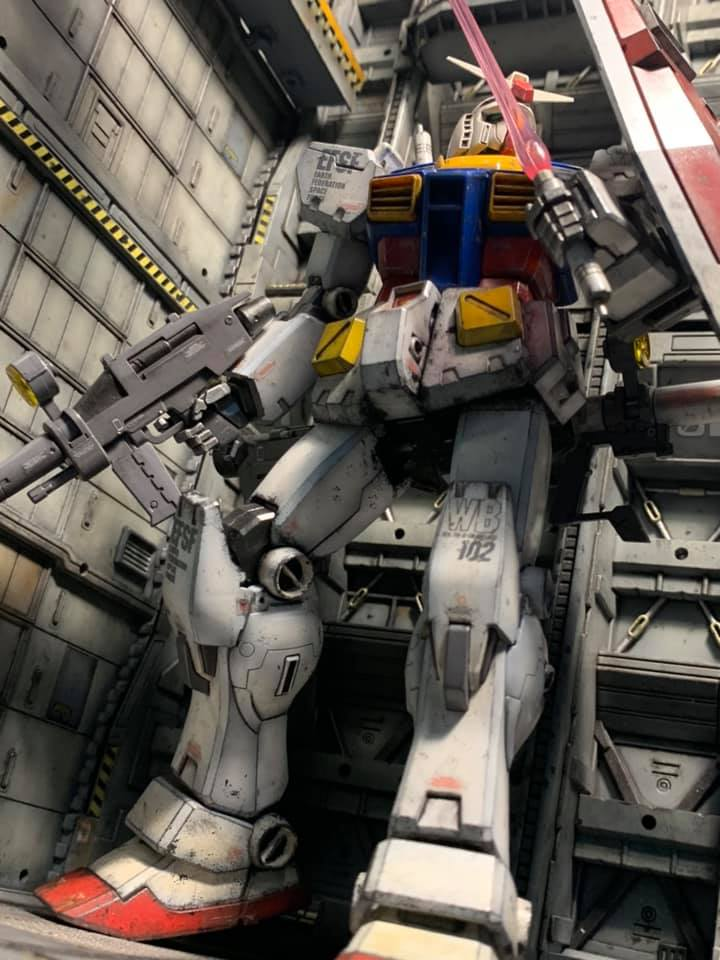 Gundam RX-78-2 Ver.KA 1315