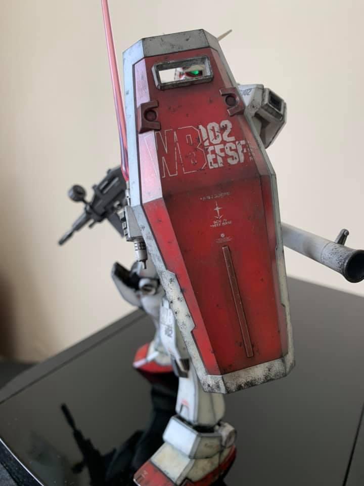 Gundam RX-78-2 Ver.KA 1613