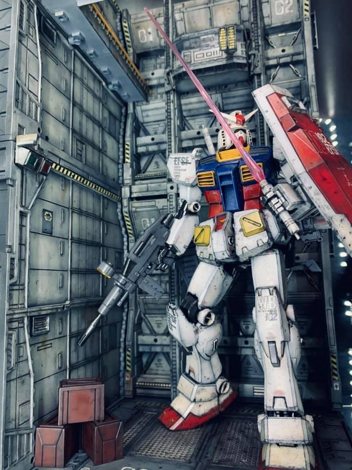 Gundam RX-78-2 Ver.KA 1616
