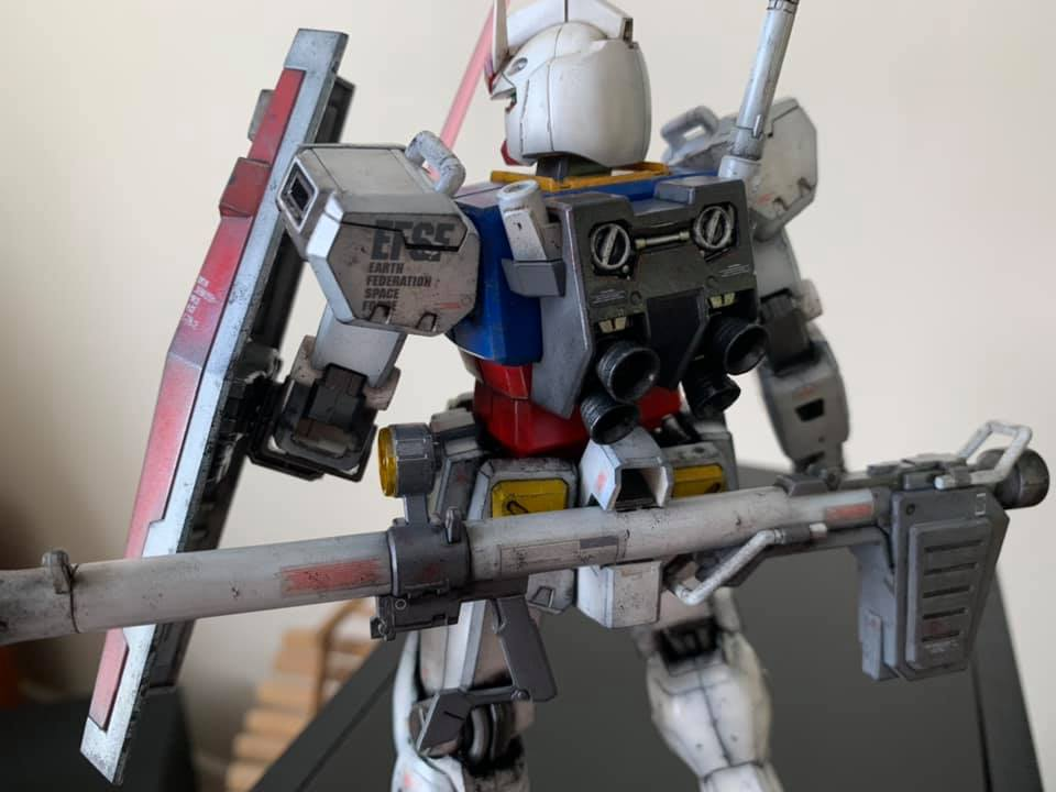 Gundam RX-78-2 Ver.KA 1712