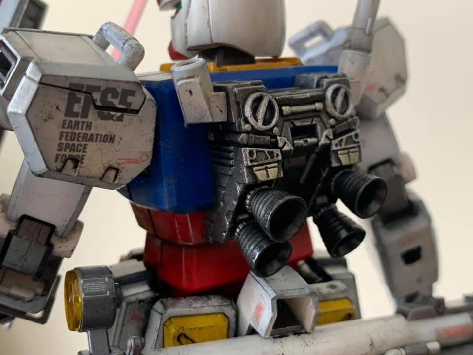 Gundam RX-78-2 Ver.KA 2010