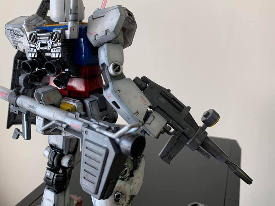 Gundam RX-78-2 Ver.KA 2110