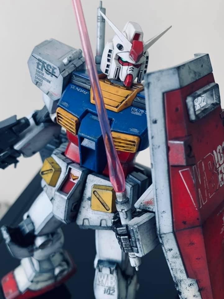 Gundam RX-78-2 Ver.KA 2210