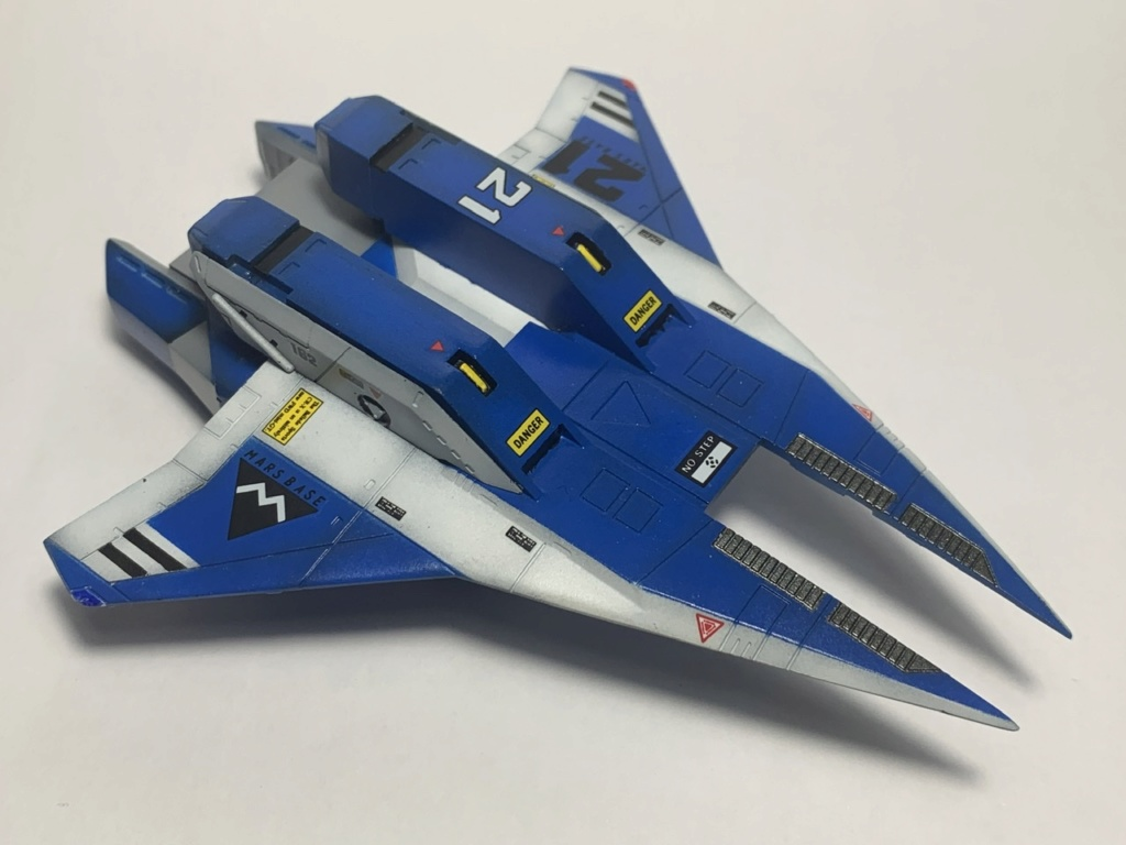 Mospeada Legioss AFC-01H Armo-fighter version 2ed87610