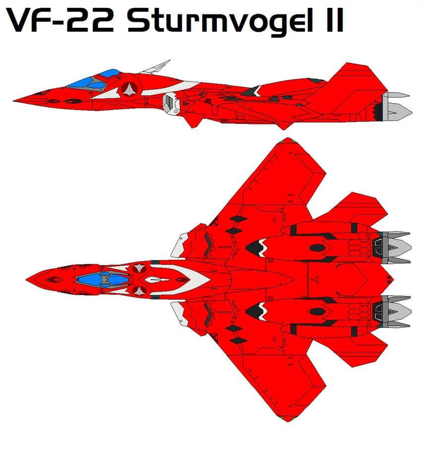 Macross 7 VF-22 version Millia 51073010