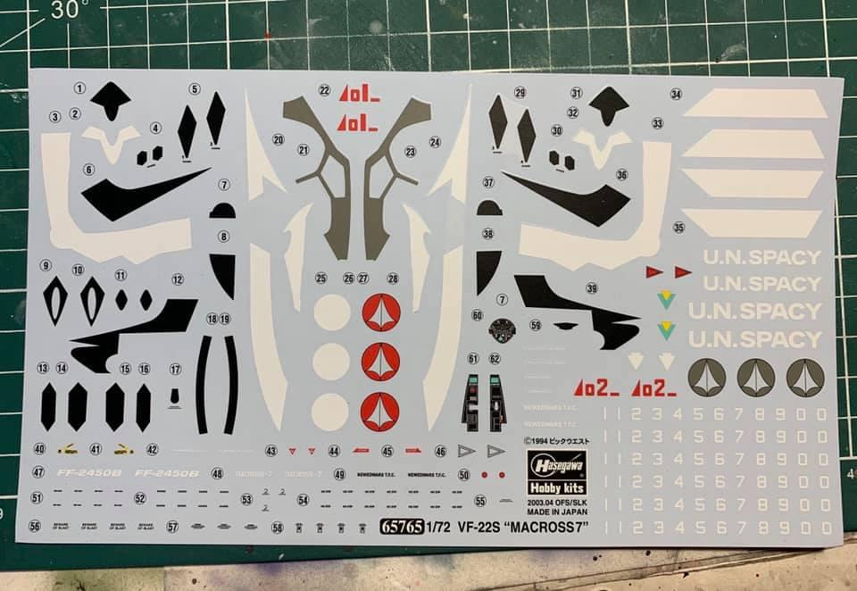 Macross 7 VF-22 version Millia 51270110
