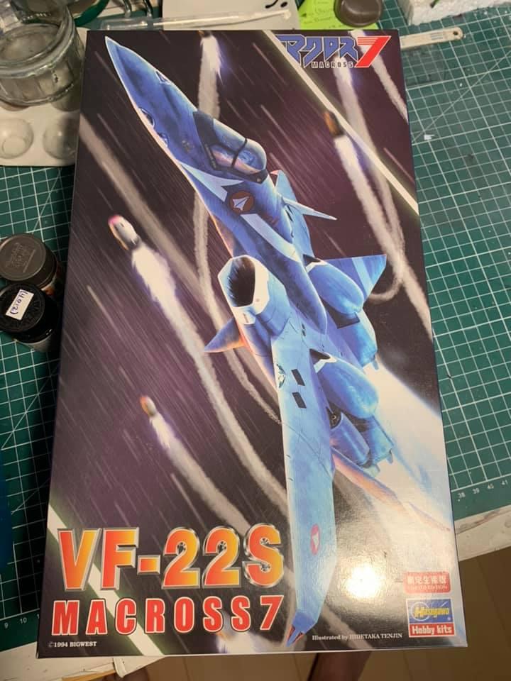 Macross 7 VF-22 version Millia 51290710